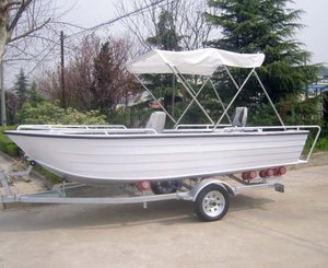 China 20ft 6m Sport Aluminum Boat For Sale Australia